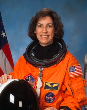 """What everyone in the astronaut corps shares in common is not gender or ethnic background, but motivation, perseverance, and desire - the desire to participate in a voyage of discovery."" - Ellen Ochoa, NASA Astronaut & First Hispanic Woman In Space."