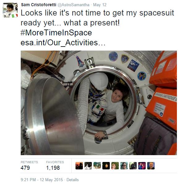 longest serving astronaut in space - photo #9