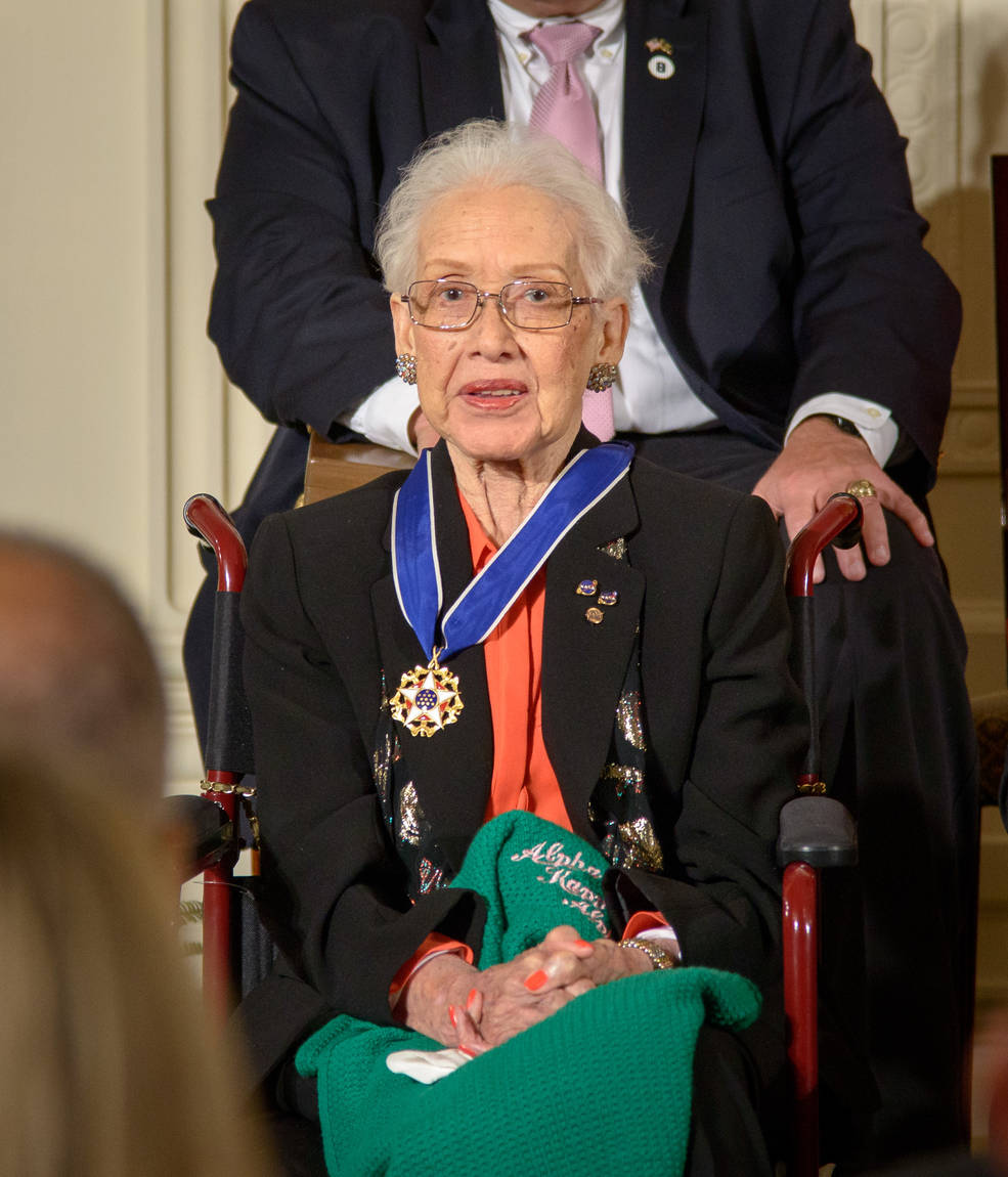 Remembering Trailblazing Rocket Woman Katherine Johnson