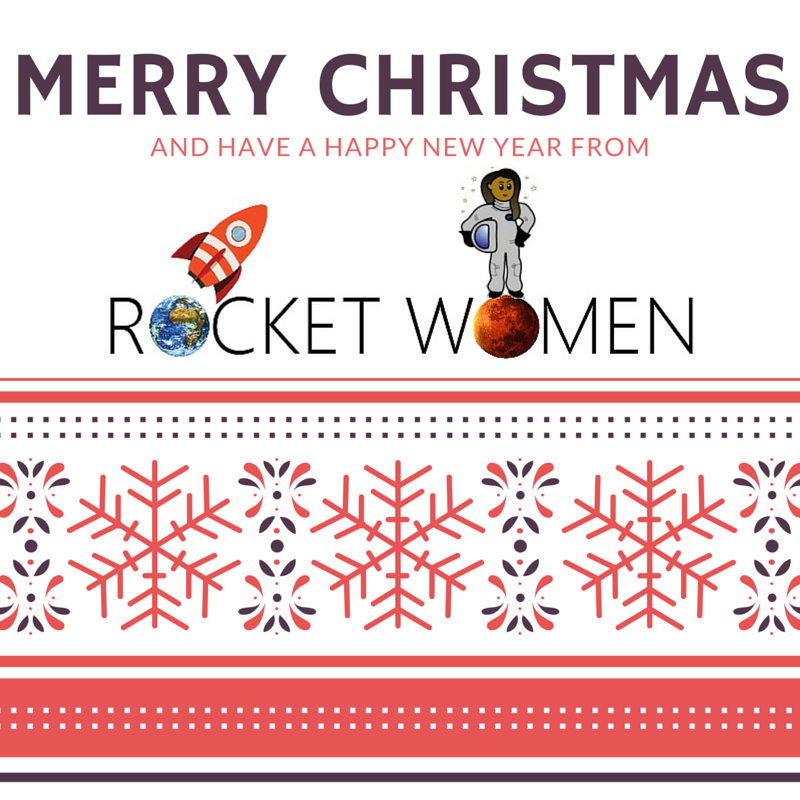RocketWomenChristmas