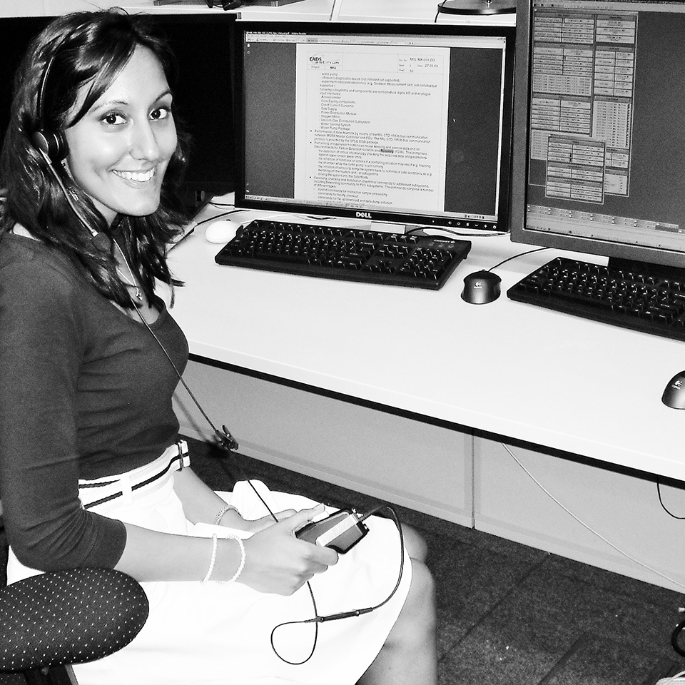 Vinita Marwaha Madill Featured In Fast Company's Piece On Women In Space
