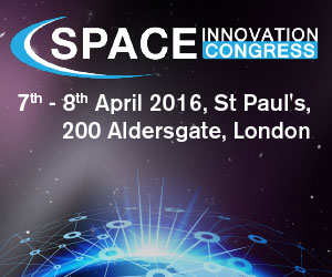 Space Innovation Congress, London, UK