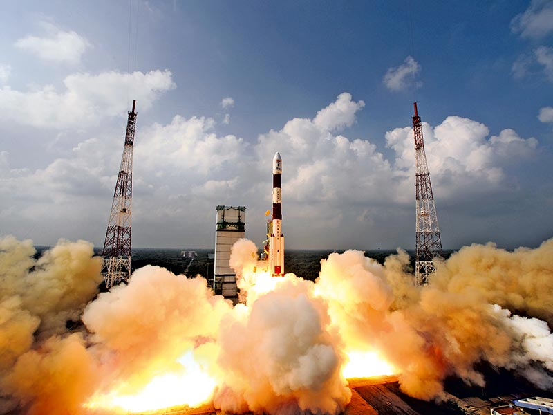The Mars Orbiter Mission (MOM) launch [ISRO]