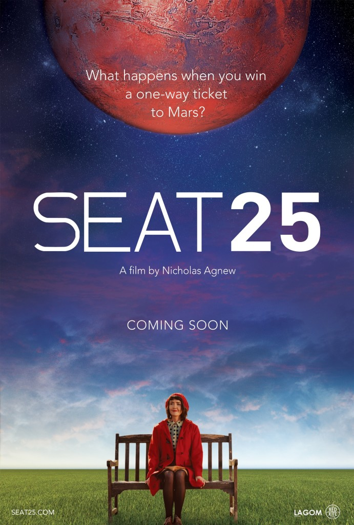 Seat 25 - What Happens When You Win A One Way Trip To Mars? [Seat 25]