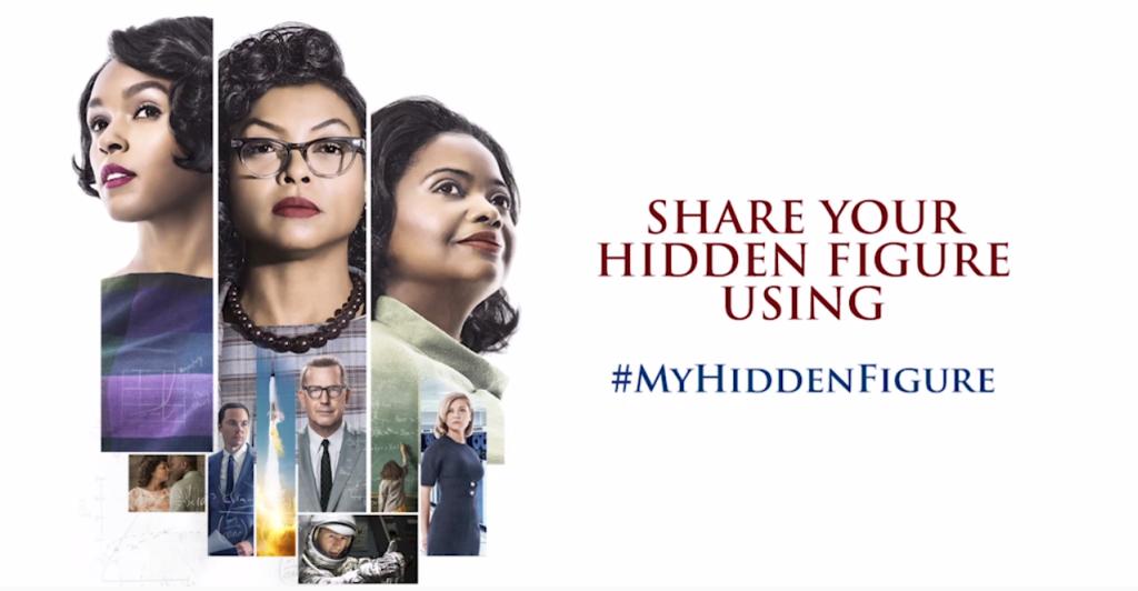 Hidden Figures 2017 - Strong Women Initiative