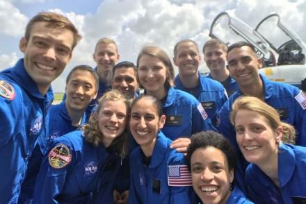 The Next Generation Of NASA Astronauts - Class of 2017 [NASA]