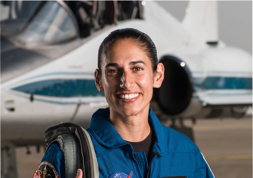 Major Jasmin Moghbeli. NASA Astronaut Candidate [Photo Copyright: NASA]