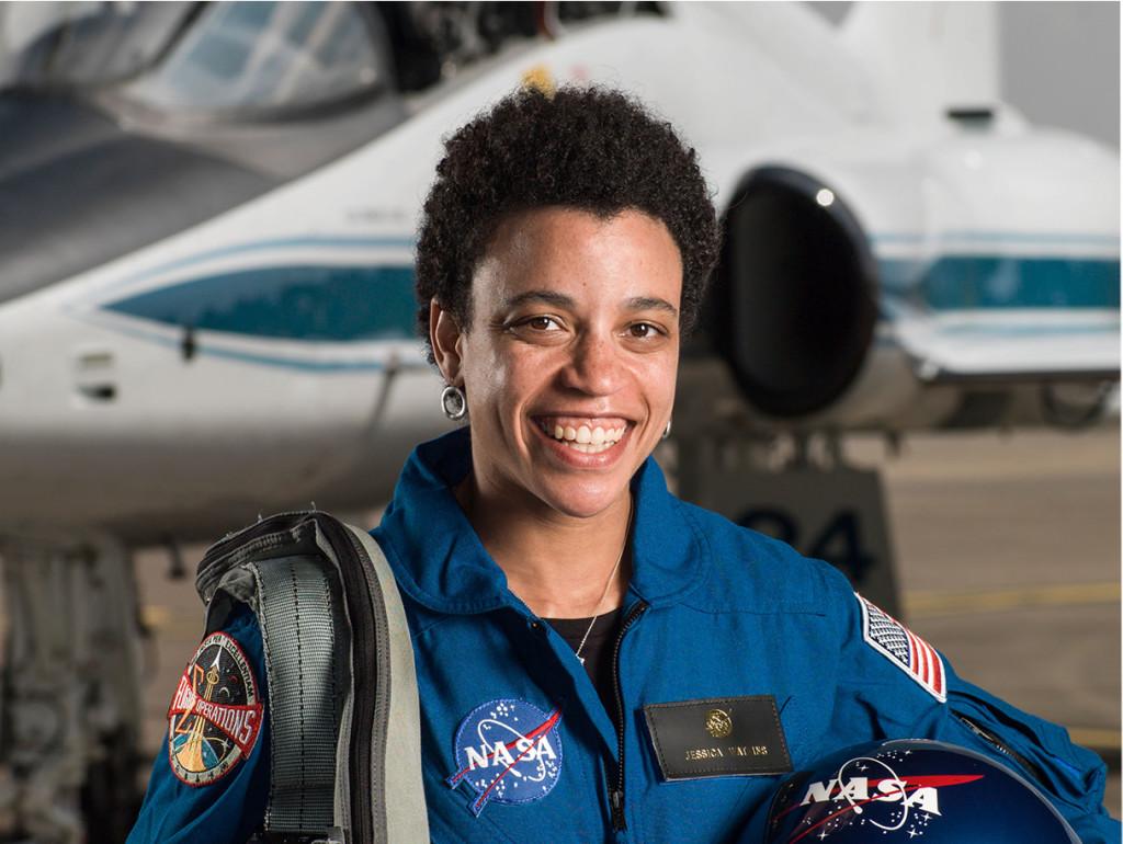 NASA Astronaut Candidate Jessica Watkins [Image Copyright: NASA]