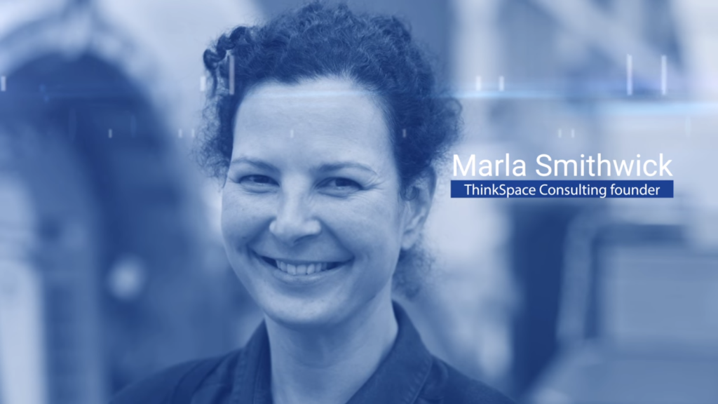 Marla Smithwick, Operations Engineer & Co-Founder, ThinkSpace Consulting