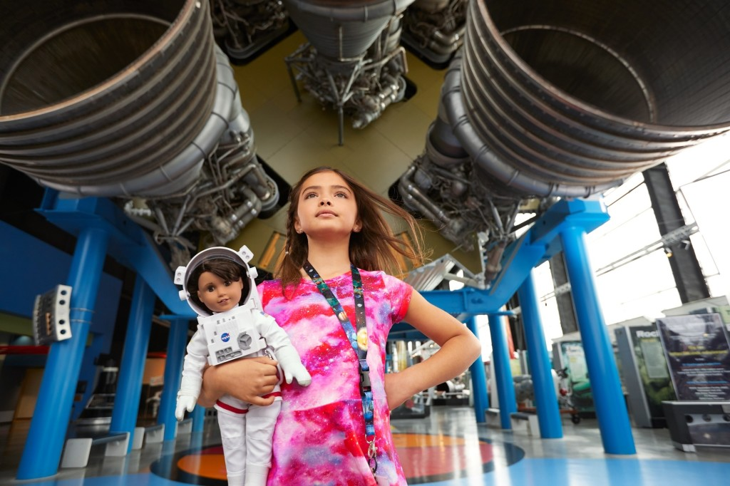 Luciana Vega - The New Doll From American Girl & NASA [Credit: American Girl]