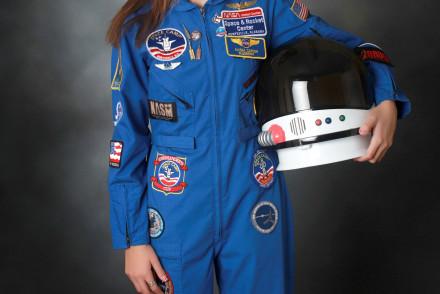 Alyssa Carson, 16, Future Astronaut