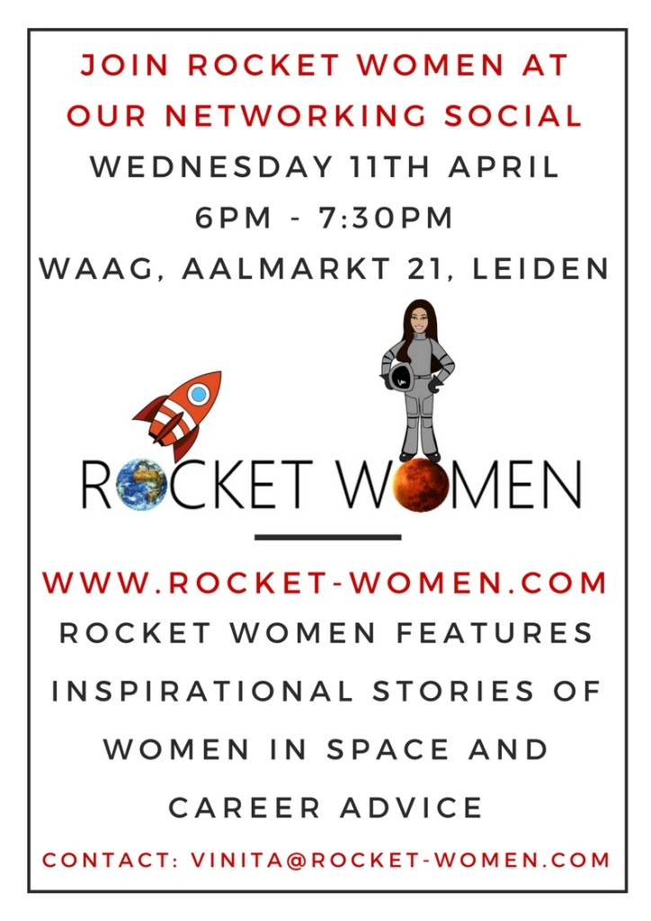Rocket Women Networking Event - April 2018