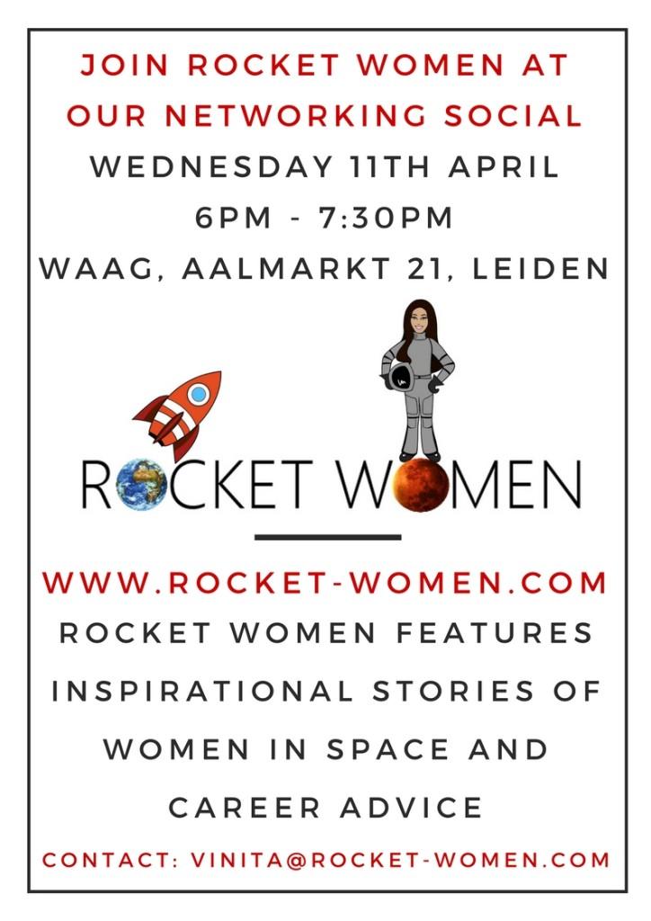 Rocket Women Networking Event - April 2018