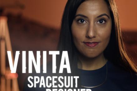 Vinita Spacesuit Designer