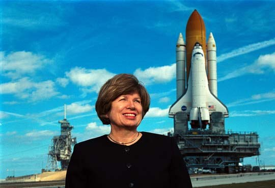 The Rocket Women of Apollo: JoAnn Morgan, Instrumentation Controller, NASA