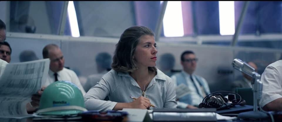 JoAnn Morgan [Image Credit: Apollo 11 documentary (2019), NASA]