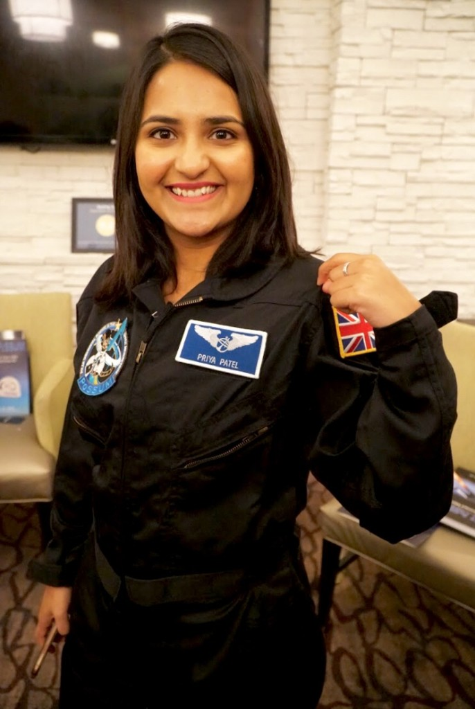 Priya Patel, Social Media Manager and Contributor, Rocket Women
