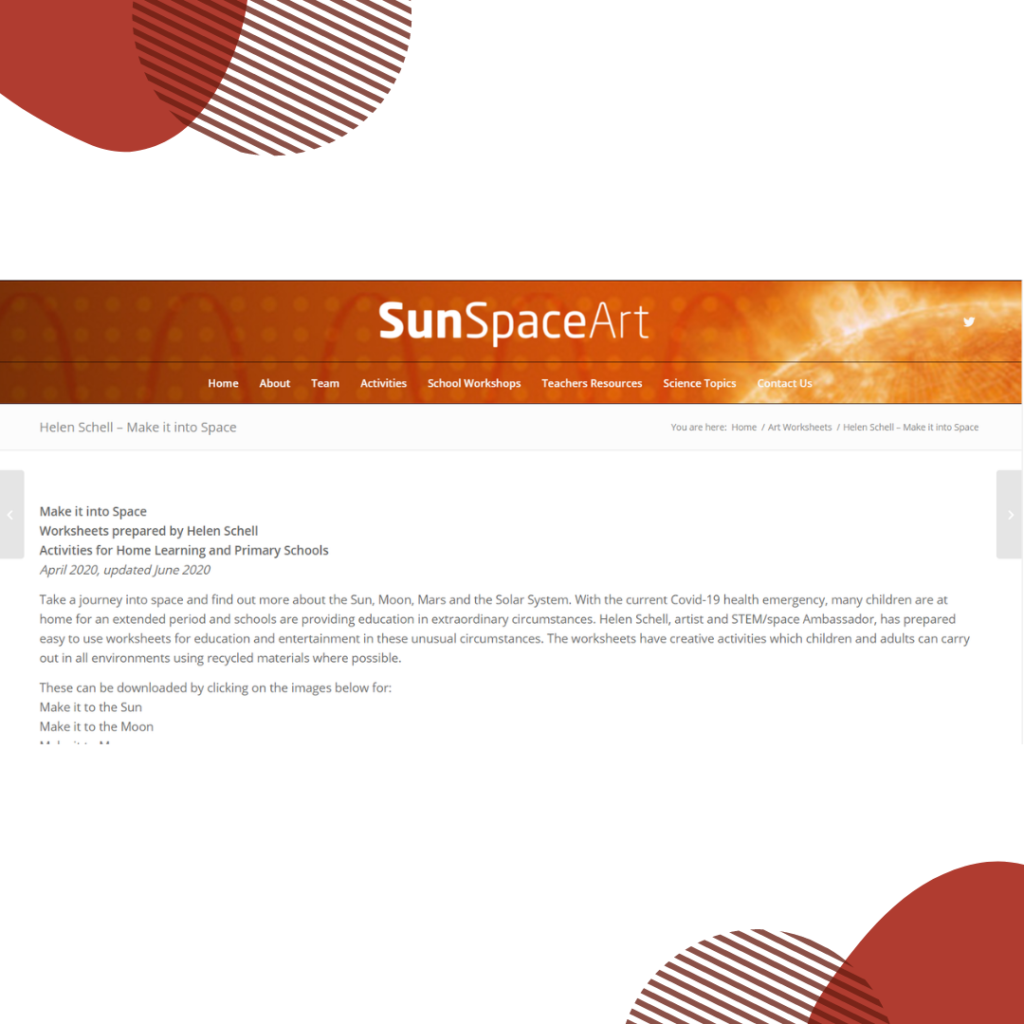 SunSpaceArt