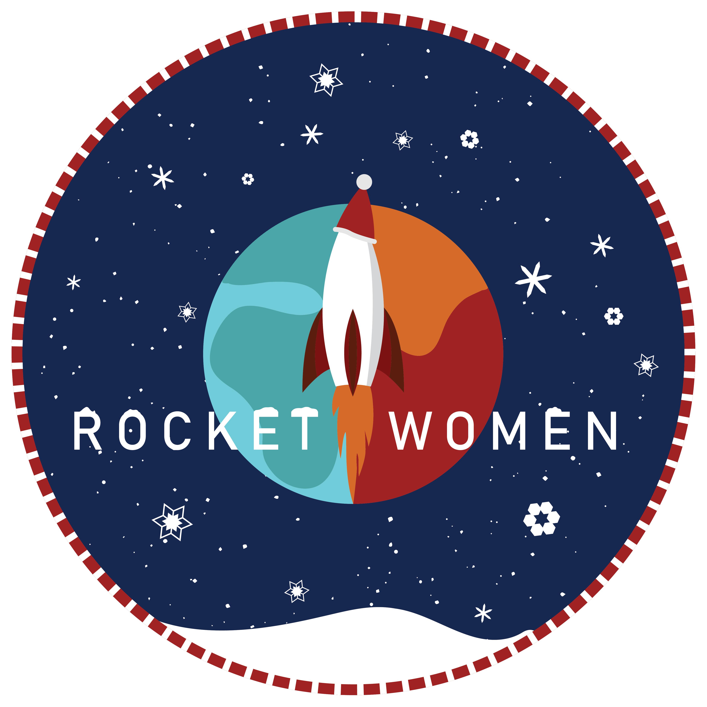 Rocket Women Holiday Jumper [Image: Redbubble]