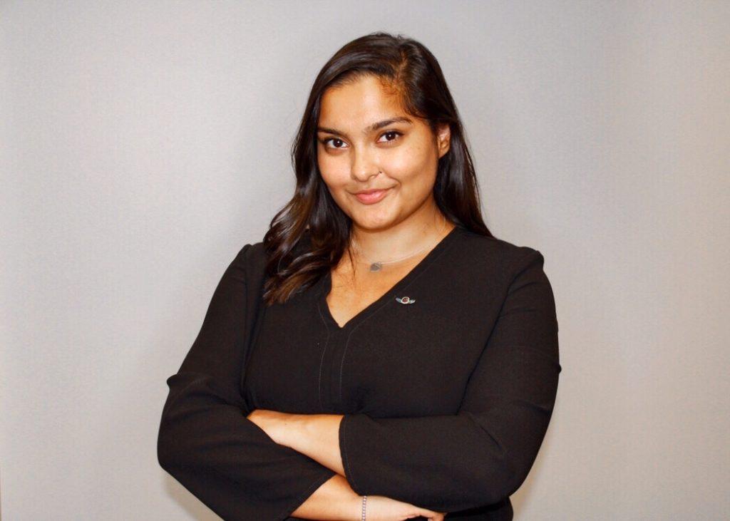 Rikhi Roy, Rocket Women Contributor