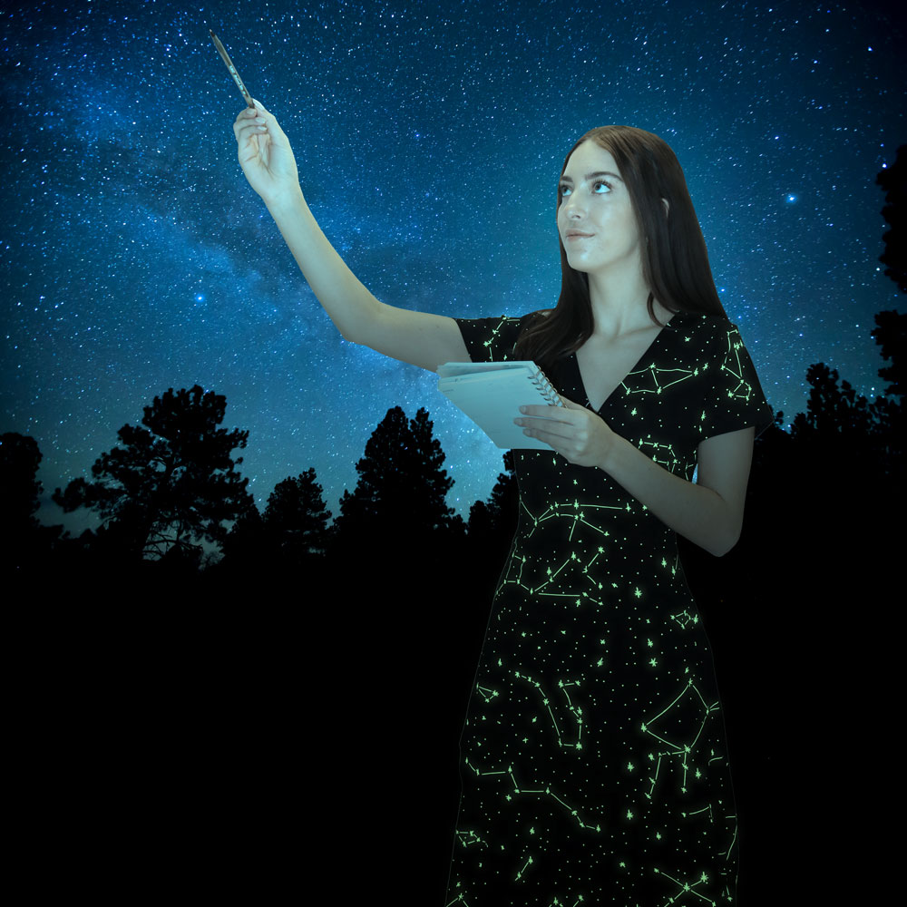 Constellation Dress [Svaha USA]