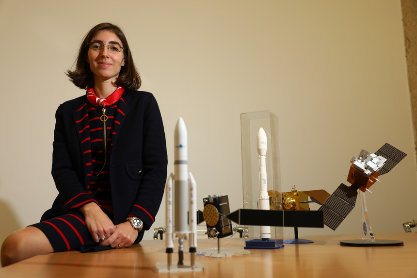 Meet A Rocket Woman: Dr. Chiara Manfletti  Head of Policy and Programs Coordination Department at The European Space Agency (ESA) and (formerly) the first president of the Portuguese Space Agency